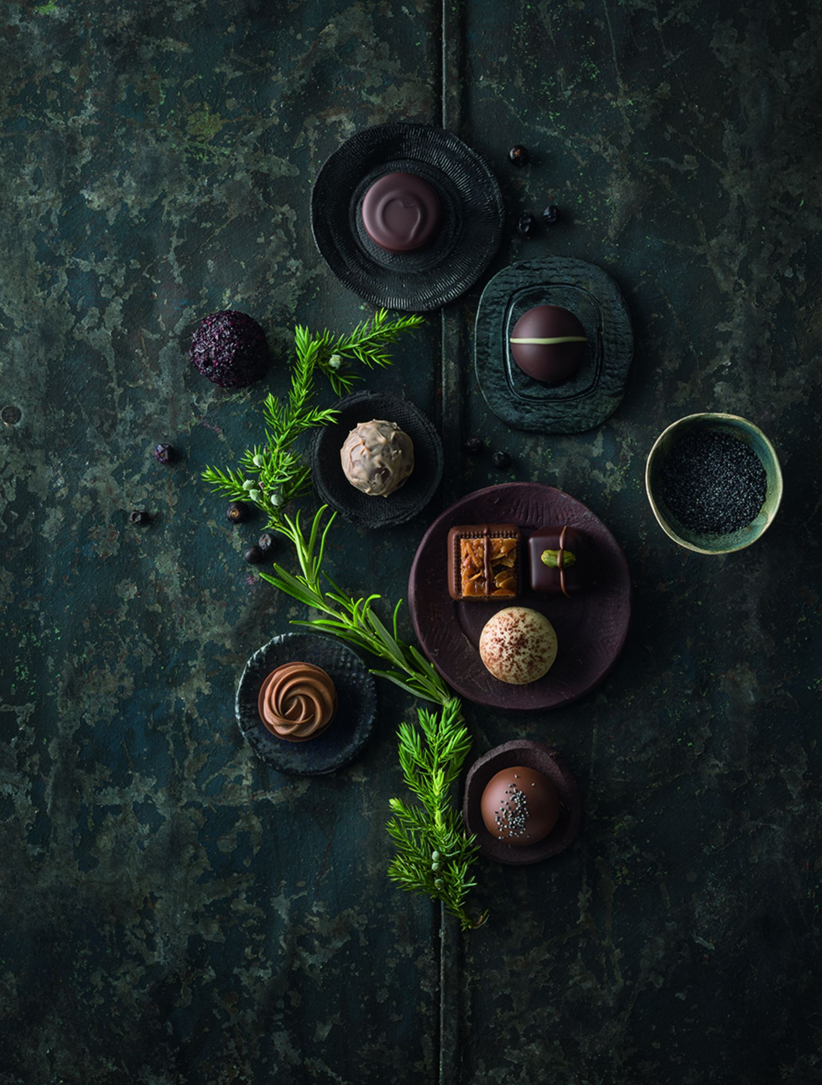 Still Life for Berger _Pralines