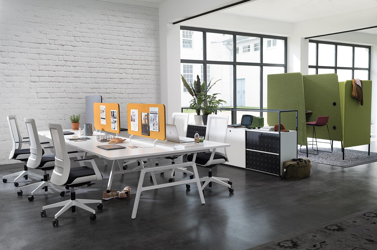Styling Büromöbel Wiesner Hager