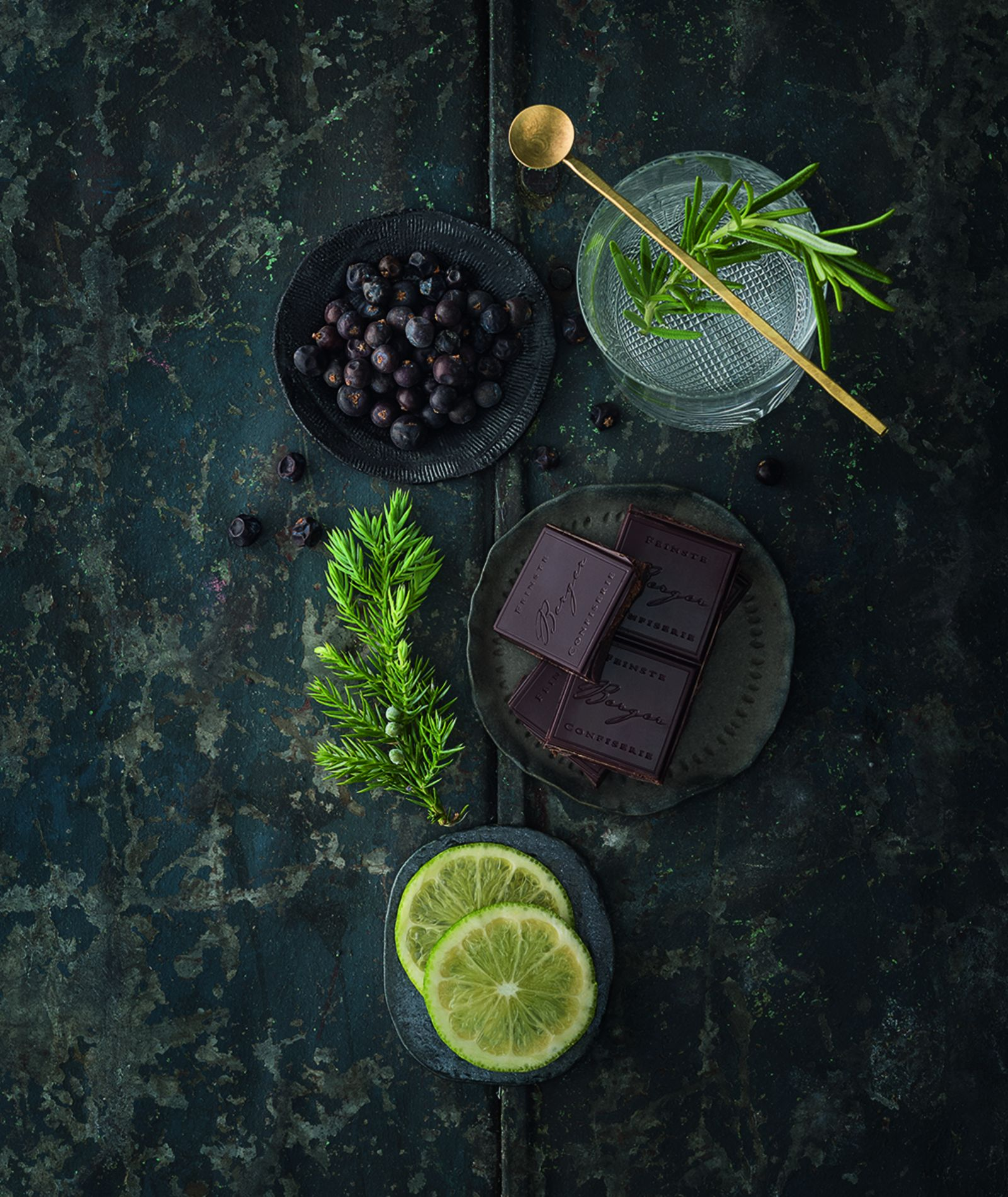 Still Life for Berger _Chocolate with Gin